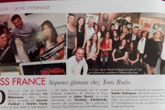 Coupure presse Miss