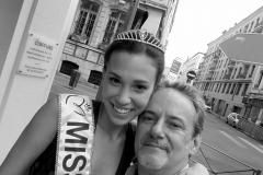 Miss Lyon 2018 et Olivier