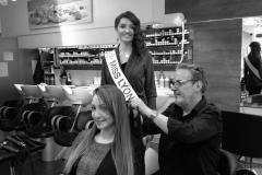 Miss Lyon au salon