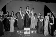 Élection Miss Lyon 2018